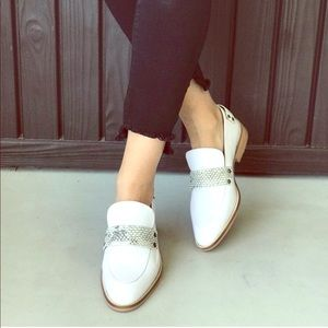 Anthropologie Loafers NWT
